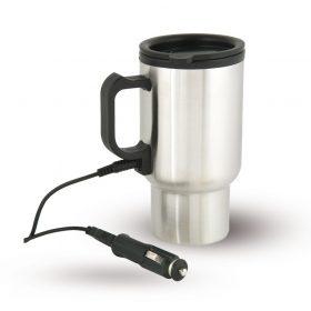 כוס טרמית עם חיבור USB