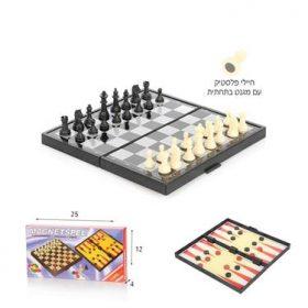 שחמט/ששבש מגנט