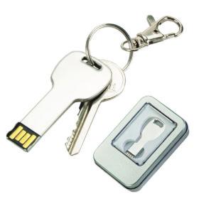 זיכרון נייד בצורת מפתח