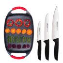 פלנצה וסכינים