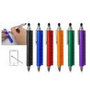 עט סרגל עם כרית מגע
