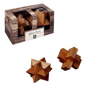 צמד משחקים מעץ